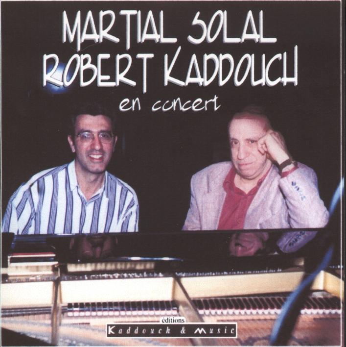 Robert Kaddouch en concert